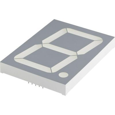 100mm Anode Red 7 Segment Display - KPS-401 01BSRND