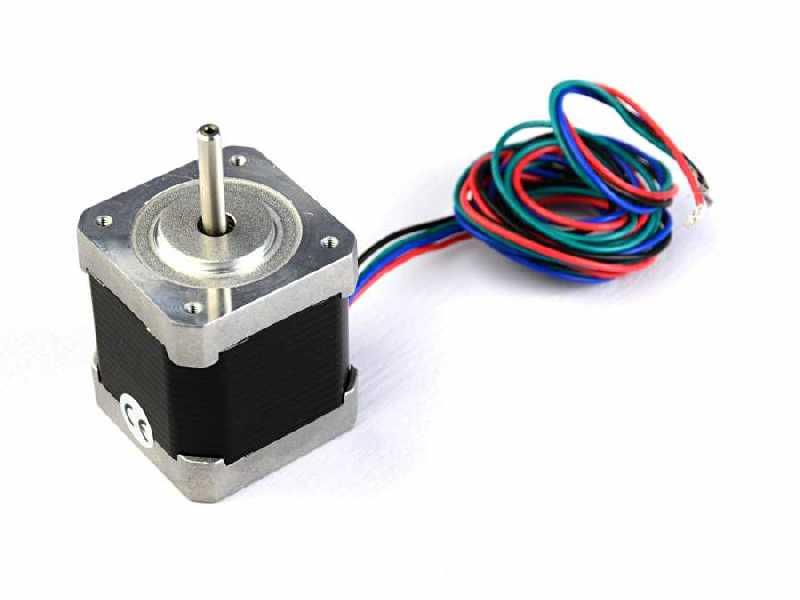 1 5 A 1 8 Step Motor Nema 17 3d Printer Motor