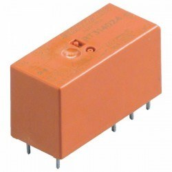 SCHRACK - 230V AC 8A Double Contact Relay - RTE24730