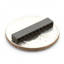 China - 2mm 10pin XBee Socket