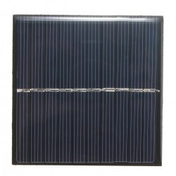 China - 4.2 V 100mA Güneş Pili - Solar Panel 60x60mm