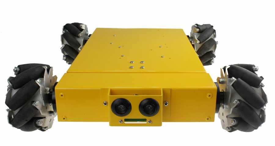 Buy wd mecanum wheel mobile arduino robotics car