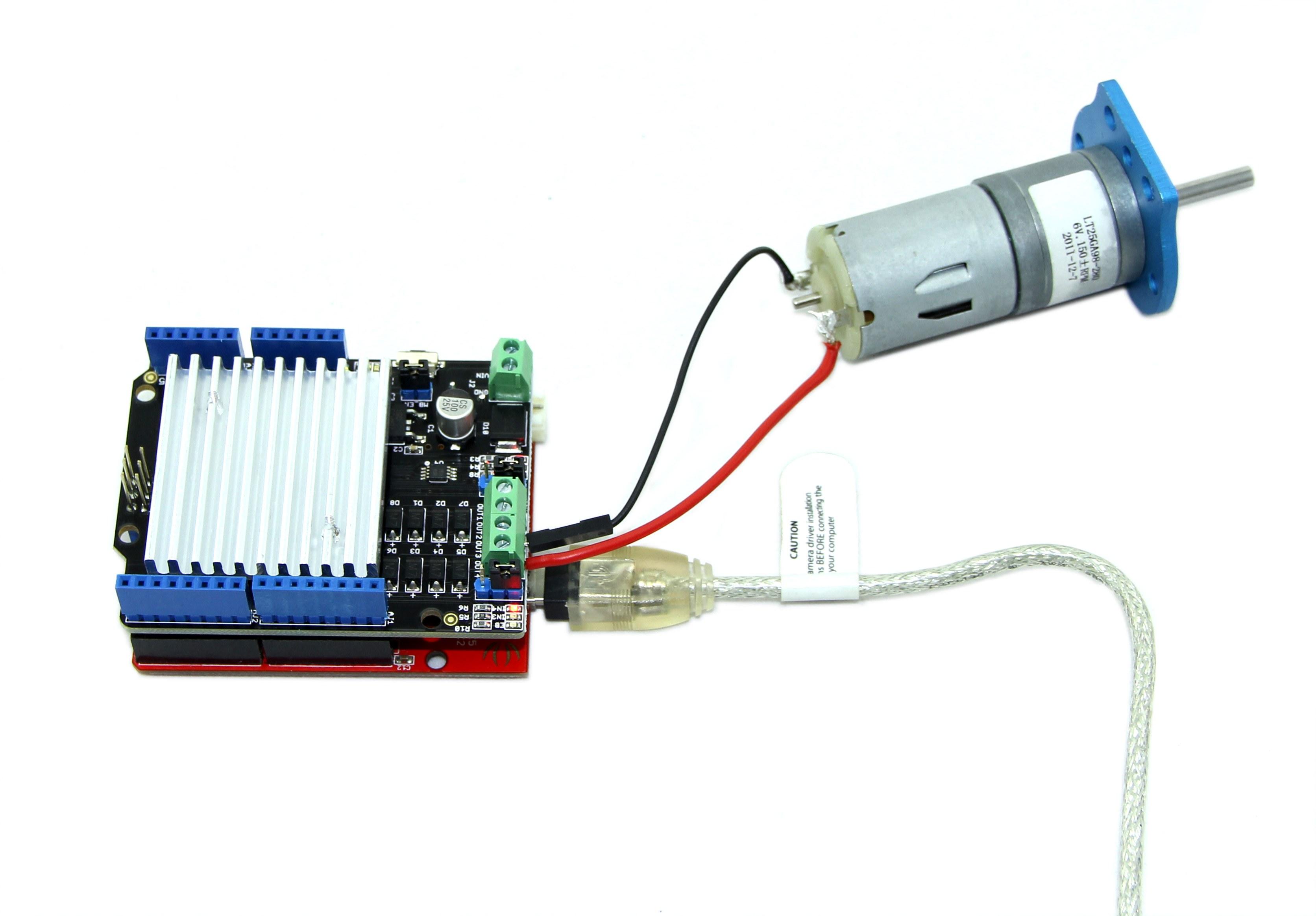 Buy Motor Shield V2 0 Arduino Motor Driver Shield With