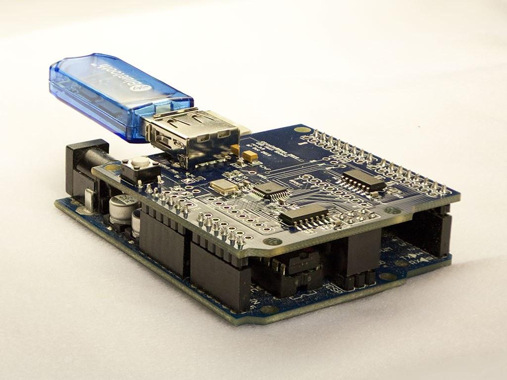 Arduino usb host shield satın al robotistan