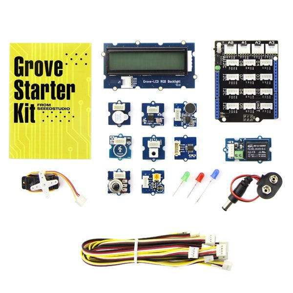 Buy grove starter kit for arduino with cheap price