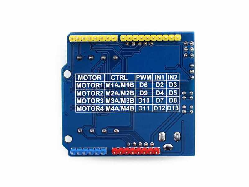 Buy arduino l293 dc step motor driver shield with cheap price for L293d motor driver price