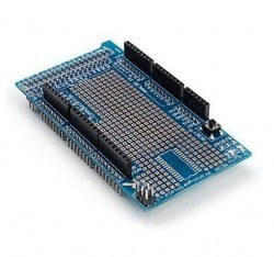 China - Arduino Mega 2560 R3 Proto Shield