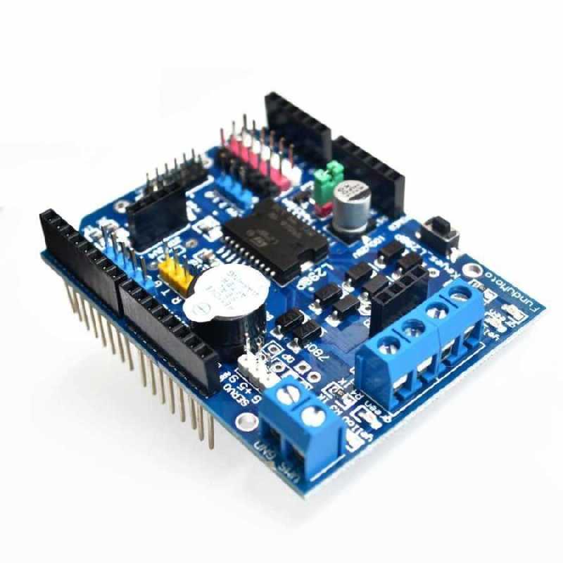 Mobile Scanner Circuit