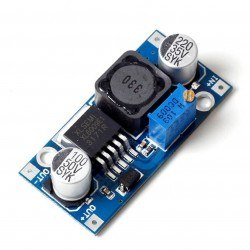 China - Adjustable 4A Step-Up Boost Voltage Regulator XL6009