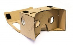 LookVR - Cardboard - Virtual Reality Glass - (Standard Size)
