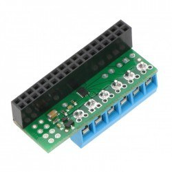 DRV8835 Pair Motor Driver Kit (Compatible with Raspberry Pi B+)