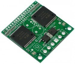 Pololu - Dual VNH2SP30 Motor Driver Carrier MD03A - PL-708