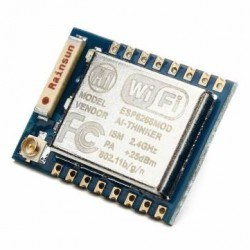 China - ESP8266-07 Ekonomik Wifi Serial Transceiver Module