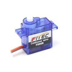 Pololu - Feetech FS90R Continuously Rotary Micro Servo Motor