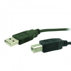 China - KB 132 - A'dan B'ye USB Kablosu (5 mt)