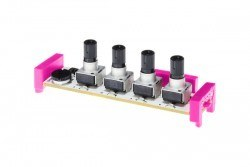 littleBits - LittleBits Micro Sequencer