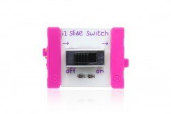 littleBits - LittleBits Slide Switch / Sürgü Switch