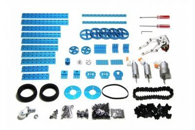 Makeblock Advanced Robot Kit (Elektroniksiz)