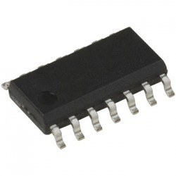 MAXIM - MAX489 - SO14 IC