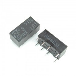 Omron - Omron 5V 8 Pin Double Contact Relay - G6A-234P-24-5VDC