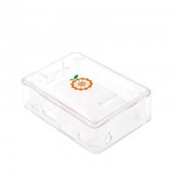 Orange Pi - Orange Pi One Şeffaf Case