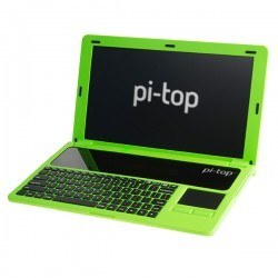 Pi-Top - Pi-Top - Yeşil - Raspberry Laptop Kiti