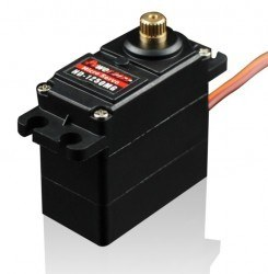 Power HD - PowerHD Mini Bakır Dişlili Analog Servo Motor - HD-1250MG
