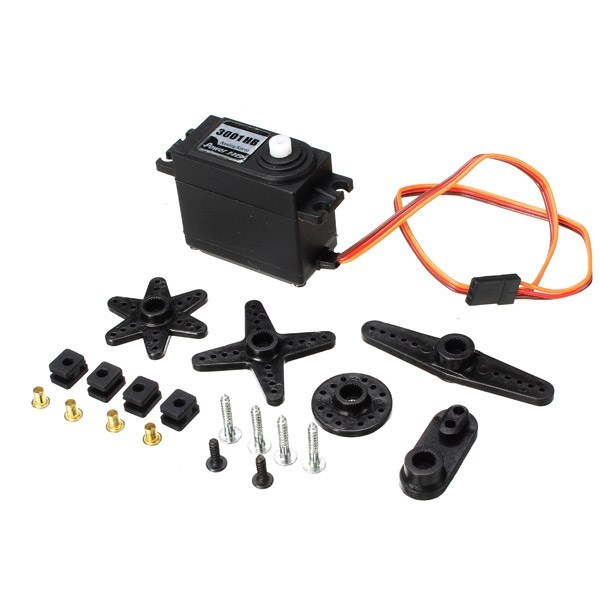 Buy Powerhd Standard Analog Servo Motor Hd 3001hb With Cheap Price