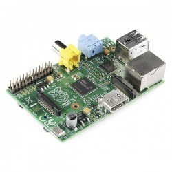 Raspberry Pi - Raspberry Pi Model B (512MB RAM)