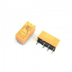 SDS - SDS 5V 8 Pin Double Contact Relay - DS2EF-DC5V
