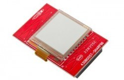 TI - Sharp Memory LCD BoosterPack
