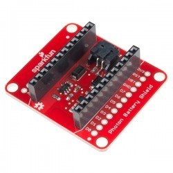 Sparkfun - SparkFun Photon Battery Shield