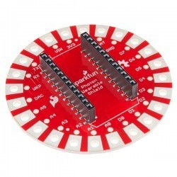 Sparkfun - SparkFun Photon Giyilebilir Shield - Wearable Shield