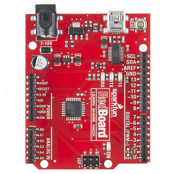 Buy sparkfun redboard arduino board programmed with
