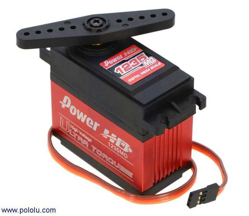 Buy Powerhd Ultra High Power Digital Giant Servo Motor