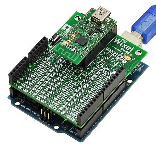 Buy wixel arduino wireless communication shield with cheap