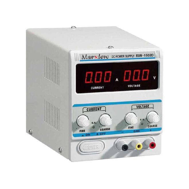 0-15 Volt 2 Amper Ayarlı Güç Kaynağı (RXN-1502D)