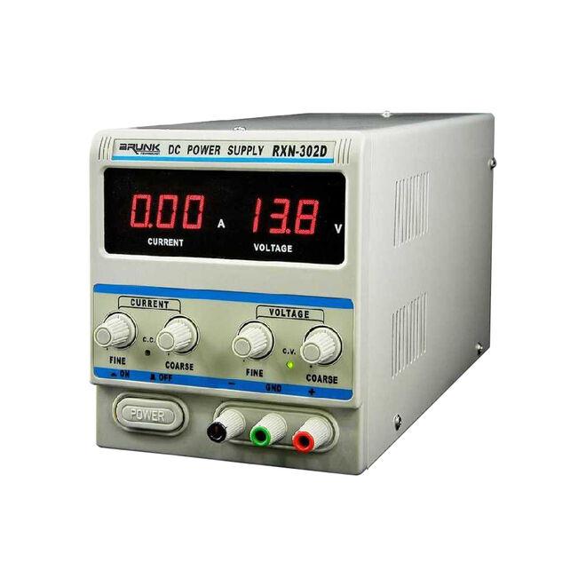 0-30 Volt 2 Amper Ayarlanabilir Güç Kaynağı (RXN-302D)