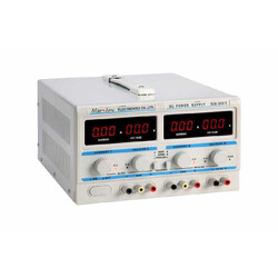 0-30 Volt 5 Ampere 2-Channel Adjustable Power Supply (RXN-305D-II) - Thumbnail