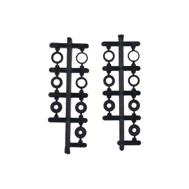 04x4.5 Pervane Seti - CW & CCW - Mavi
