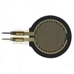 Pololu - 0.6 Inch Kuvvete Duyarlı Kısa Saplı Dairesel Sensör - Force-Sensing Resistor - PL-2728