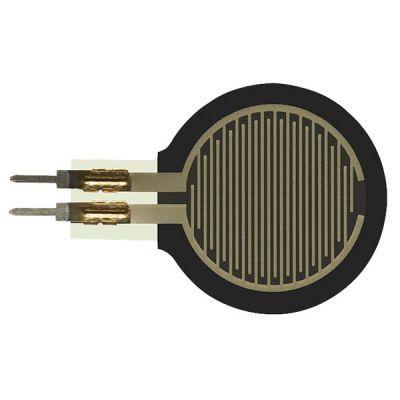 0.6 Inch Kuvvete Duyarlı Kısa Saplı Dairesel Sensör - Force-Sensing Resistor - PL-2728