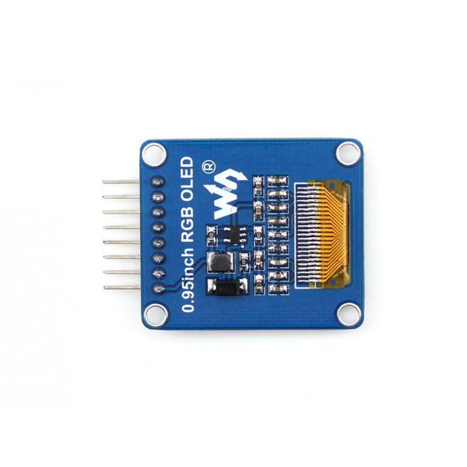 WaveShare 0.95 inch RGB OLED Ekran - 96x64 (A)