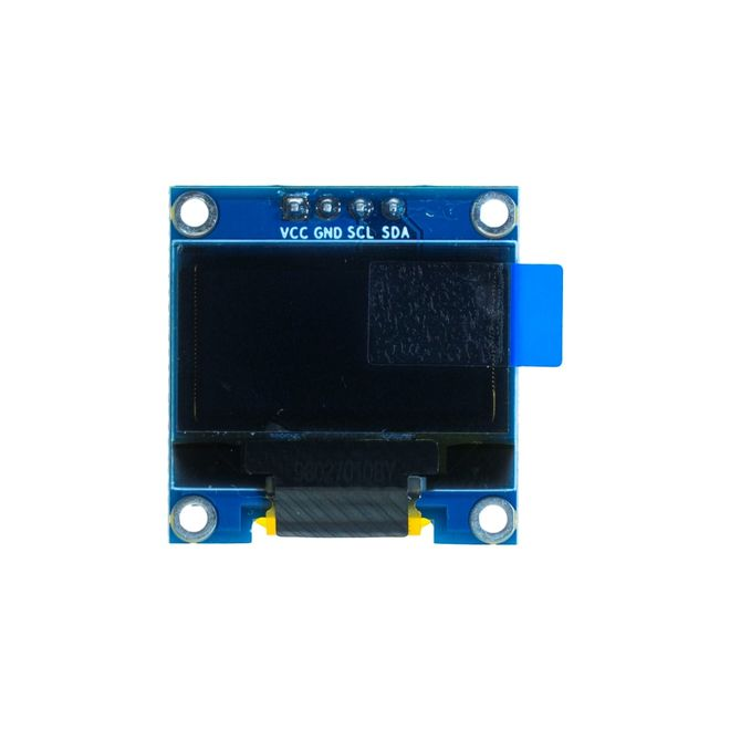 0.96 inch I2C OLED Ekran - SSD1306