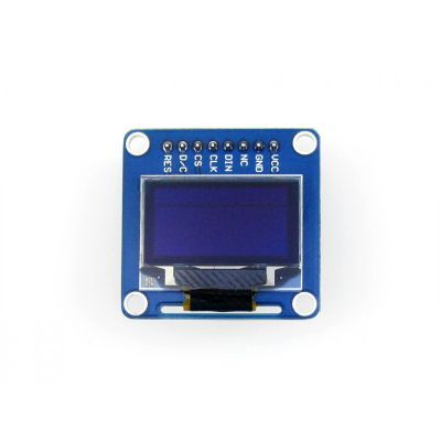 WaveShare 0.96 Inch OLED Ekran