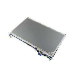 WaveShare - WaveShare 10.1 Inch HDMI Rezistif Dokunmatik LCD Ekran - 1024×600