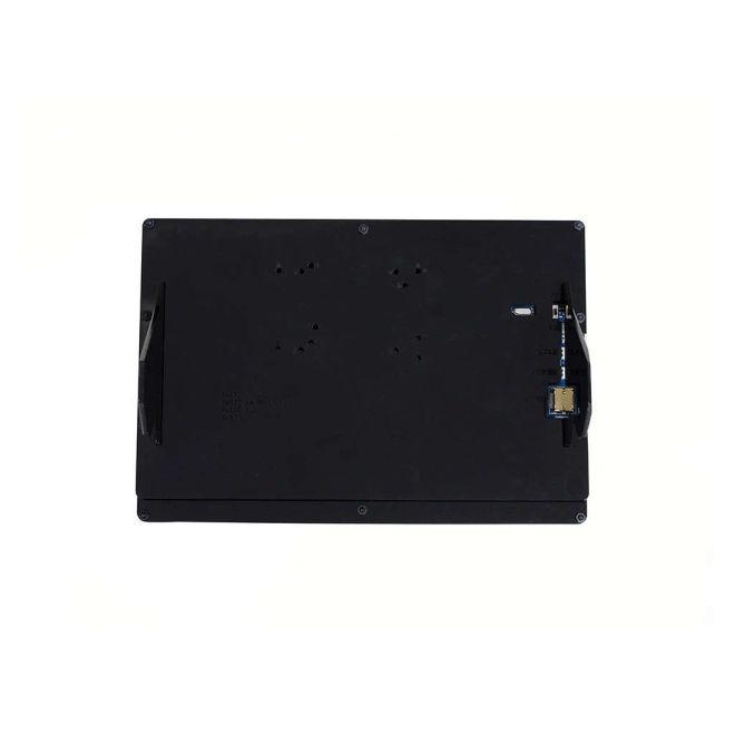 WaveShare 10.1 Inch HDMI Kapasitif Dokunmatik Case'li IPS LCD Ekran - 1280×800, IPS, (B)