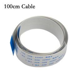 ODSEVEN - Raspberry 4B/3B+/3B/3A+ Camera FFC 15PIN Cable no Support Zero/Zero W - 1M