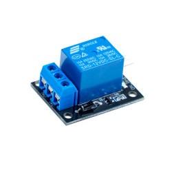 China - 1 Way 12V Transistor Controlled Relay Module
