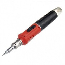 10 in 1 Gas Soldering Iron, Built Inj Igniter - Thumbnail